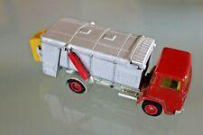 Jouet ancien SIKU  Réf V274  MAGIRUS  MULLWAGON Camion poubelle