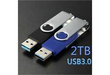 USB 3.0 Stick 2 TB en azul o negro