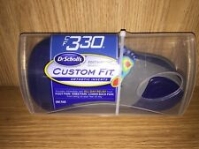 Dr. Scholl's CF330 Custom Fit Orthotic Inserts Dr.Scholl's Dr Scholls CF 330