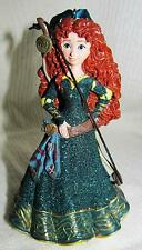 Disney Parks Brave's Merida Figural Figure Glittered Ornament New