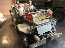 1/18 1/16 Rc Command Car For Tamiya Tank jeep sherman tiger panther