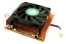 Evercool CUW3-610 Low Profile 1U Copper CPU Cooler for P4 Socket 478 w Backplate
