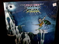 URIAH HEEP~DEMONS AND WIZARDS~SEALED~STORE STOCK CASTLE~GERMANY~~ ROCK  LP
