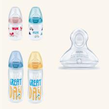 NUK Biberon First Choice 150 - 300 ml - Tettarelle Silicone