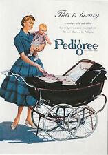 ROBERT  OPIE  ADVERTISING  POSTCARD  -  PEDIGREE  PRAM