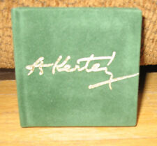 New Andre Kertesz Miniature Hungarian Hungary Paris Monograph Karoly Borbely HC