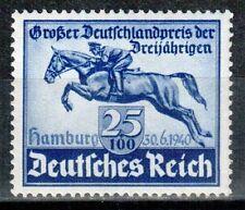 Germany 1940, Mi. #746**, Sc. #B172**, superb MNH, OG