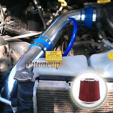 BLUE RED 2002-2010 DODGE RAM 1500 3.7 3.7L 4.7 4.7L V8 COLD AIR INTAKE KIT