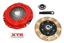 XTR STAGE 3 DUAL-FRICTION CLUTCH KIT 1987-1992 CHEVY CAVALIER Z24 2.8L 3.1L V6