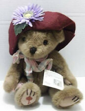Ganz Grandma's Attic COCO Bear H1506 1995 Plush Stuffed Animal w/ Tags