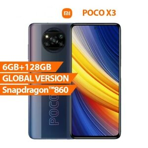 POCO X3 NFC - 6GB 128GB - Shadow Gray (Unlocked) (Dual SIM)