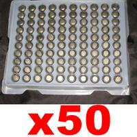 AG10 PILA BATTERIA G10 LR1130 50 LR54 189 GP89A 389 SR1130W sc