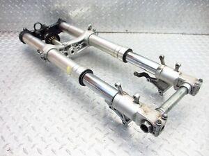 2000 00-03 Suzuki GSXR 750 GSXR750 Fork Suspension Tube Steering Stem Clamp OEM