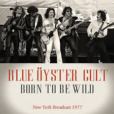 BLUE OYSTER CULT New 2019 UNRELEASED LONG ISLAND 1977 LIVE CONCERT CD