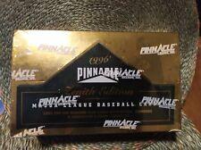 1996 Pinnacle Zenith MLB Trading card box Baseball brand new sealed