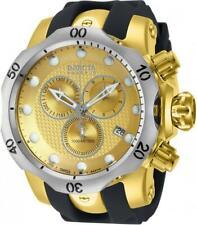 Invicta 16151 Men's Venom Gold-Tone Swiss Movement Chronograph Watch