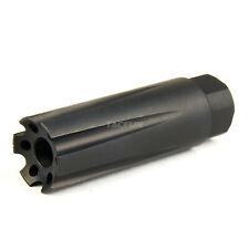 Muzzle Brake 1/2x28 Tpi Low Concussion Linear Compensator for .223 /w Washer