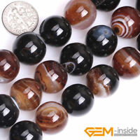 """Natural Gemstone Grade AAA Dream Agate Round Beads For Jewelry Making Strand 15"""""""