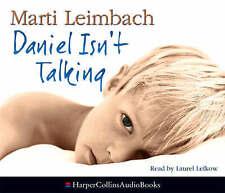 Daniel Isn't Talking by Marti Leimbach CD Audio NEW & SEALED