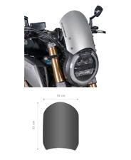 HONDA CB 650 R 2019 RIZOMA ZHH057B Nero Cupolino Policarbonato