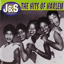 V.A. J&S - THE HITS OF HARLEM CD - J & S RECORDS
