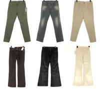7 For All Mankind Damen Jeans Hose 7/8 Sommer Cargo Bootcut Skinny Straight NEU
