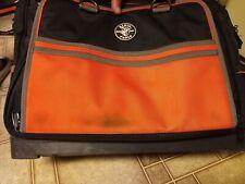 Bashlin number 88 Size D 23 Linenans Belt , With Klein Linemans Tool Bag
