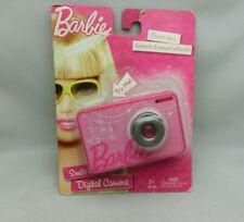 "Barbie ""smile With Me"" Digital Camera New sealed"