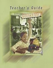New READING AND WRITING SOURCEBOOK TEACHER'S GUIDE GRADE 4