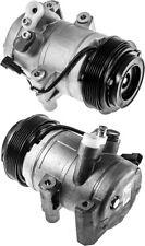 A/C Compressor Omega Environmental 20-22083-AM