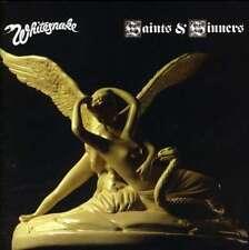 Saints And Sinners (remastered) - Whitesnake CD EMI MKTG