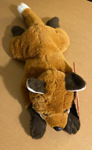 "FAO Schwarz Adopt A Pets Fox Plush 12"""