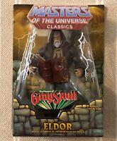 Eldor MOTUC Masters of the Universe Classics MOTU w/ mailer box