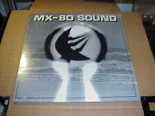 LP:  MX-80 SOUND - Out Of The Tunnel  NEW SEALED REISSUE