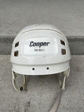 Vintage Cooper SK600 Hockey Helmet