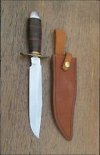 BIG Custom-Quality Vintage Vietnam War-Era Commando Bowie Knife Italy - EXC COND