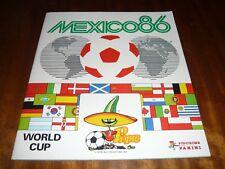 PANINI MEXICO 1986 WORLD CUP 86 COMPLETE FULL STICKERS ALBUM RARE ORIGINAL
