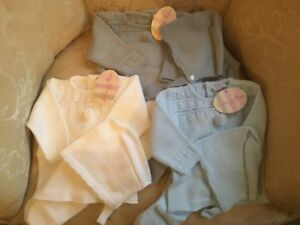 Spanish baby boys Knit set outfit 0-3-6 -9 months Romany unisex