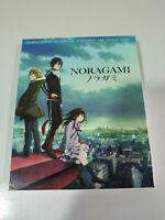 Noragami Primera Temporada 1 Completa 12 Episodios 2 x Blu-Ray + Libro - 3T
