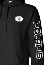 POLARIS SNOWMOBILE ATV Hoodie Sweatshirt UP TO 5X Choose Design Color outline
