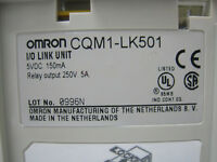 OMRON INTERFACE MODULE CQM1-LK501 CQM1LK501 NEW 2-5 days delivery