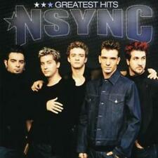 'N Sync : Greatest Hits [Cd + Dvd] Cd 2 discs (2005)