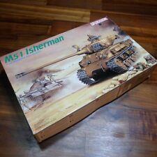 Dragon M51 Isherman Tank 1:35 Scale Model Kit Sealed Contents 3529 free UK post