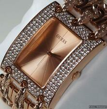 Women's Quartz (Battery) Analogue GUESS Wristwatches
