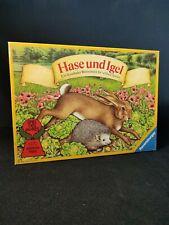 Hase und Igel - Ravensburger - Spiel des Jahres 1979 - Ab 8 Jahren - Vollständig