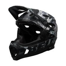 Bell Super DH MIPS Helmet 2020 - Detachable Chinbar Full camo MTB (Medium) 55-59