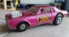 Mercury Cougar Dragster Matchbox K21 Speedkings paars