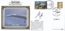 (08238) GB/ Maldives Benham Cover Concorde Captain John Tye 2004 142 of 500