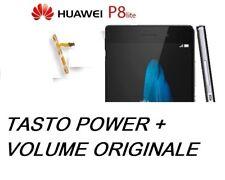 TASTO POWER ACCENSIONE + TASTINI VOLUME originale huawei p8 lite Ale L21