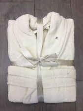 MENS TERRY TOWELLING 100% COTTON BATH ROBE DRESSING  XL SIZE,